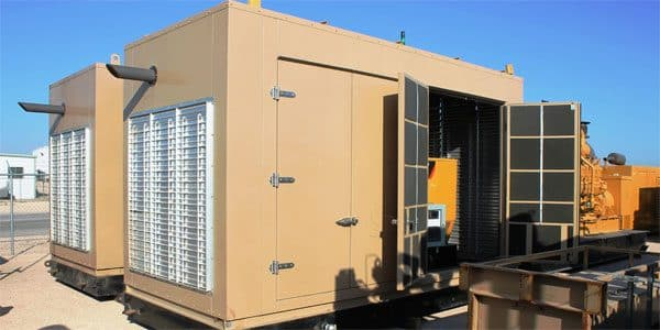 Buy & Sell Used Industrial & Commercial Generators