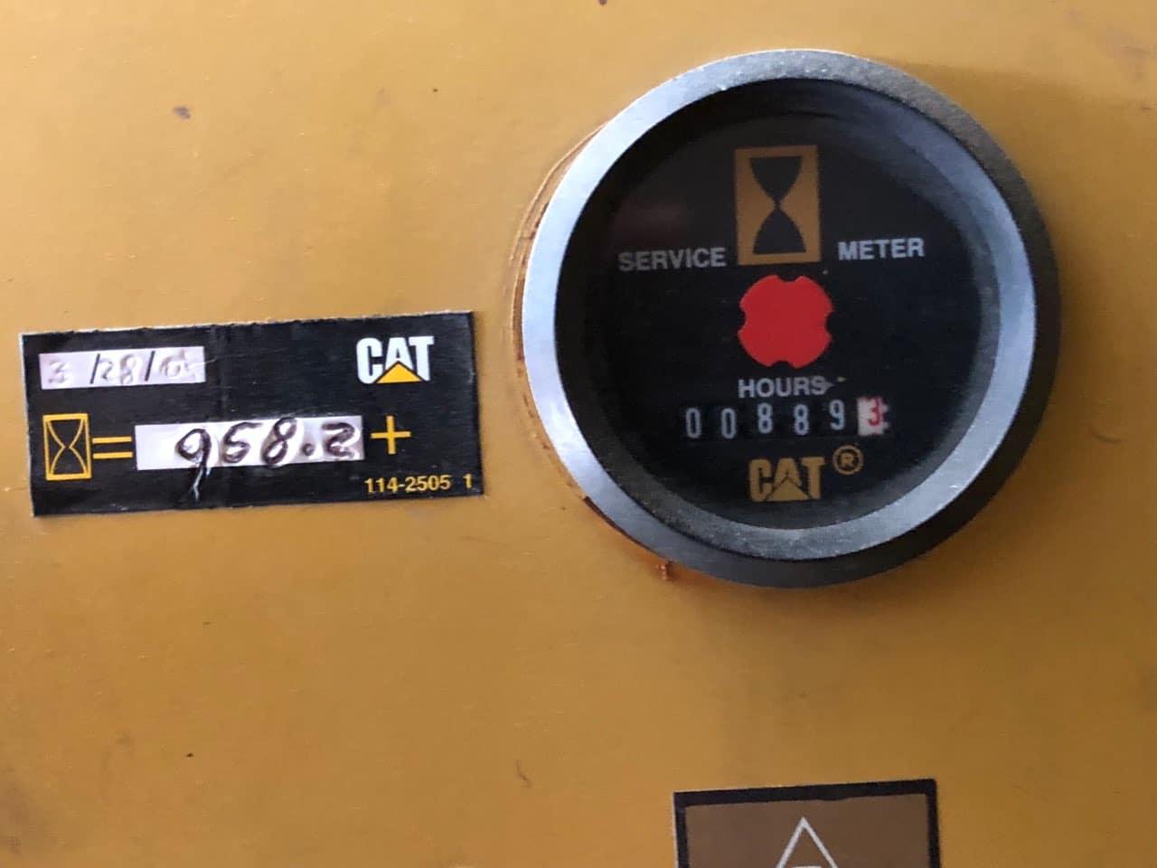 Used 1500 kW Caterpillar 3516 Diesel Generator - SOLD