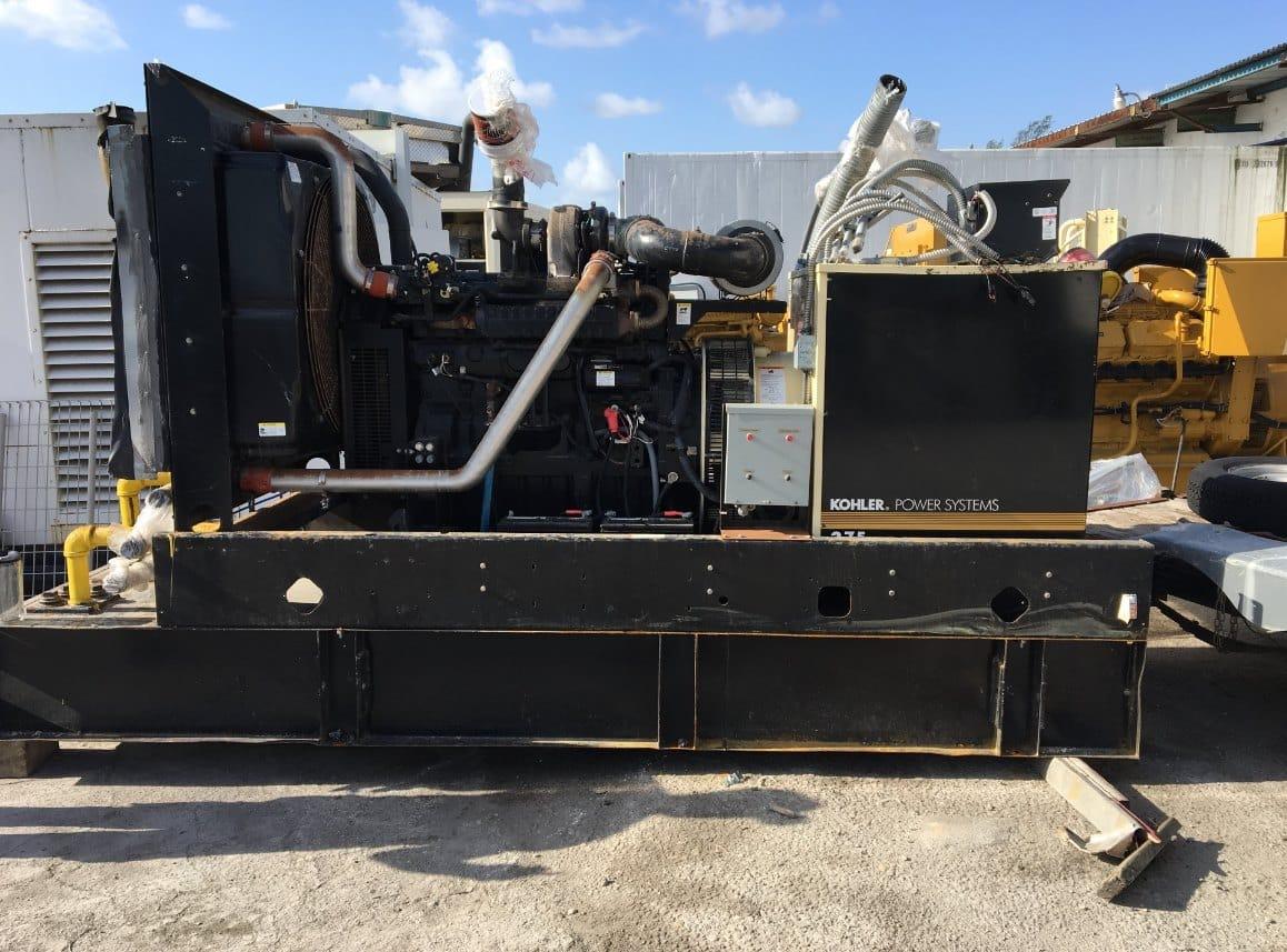 Used Generator Inventory | Woodstock Power