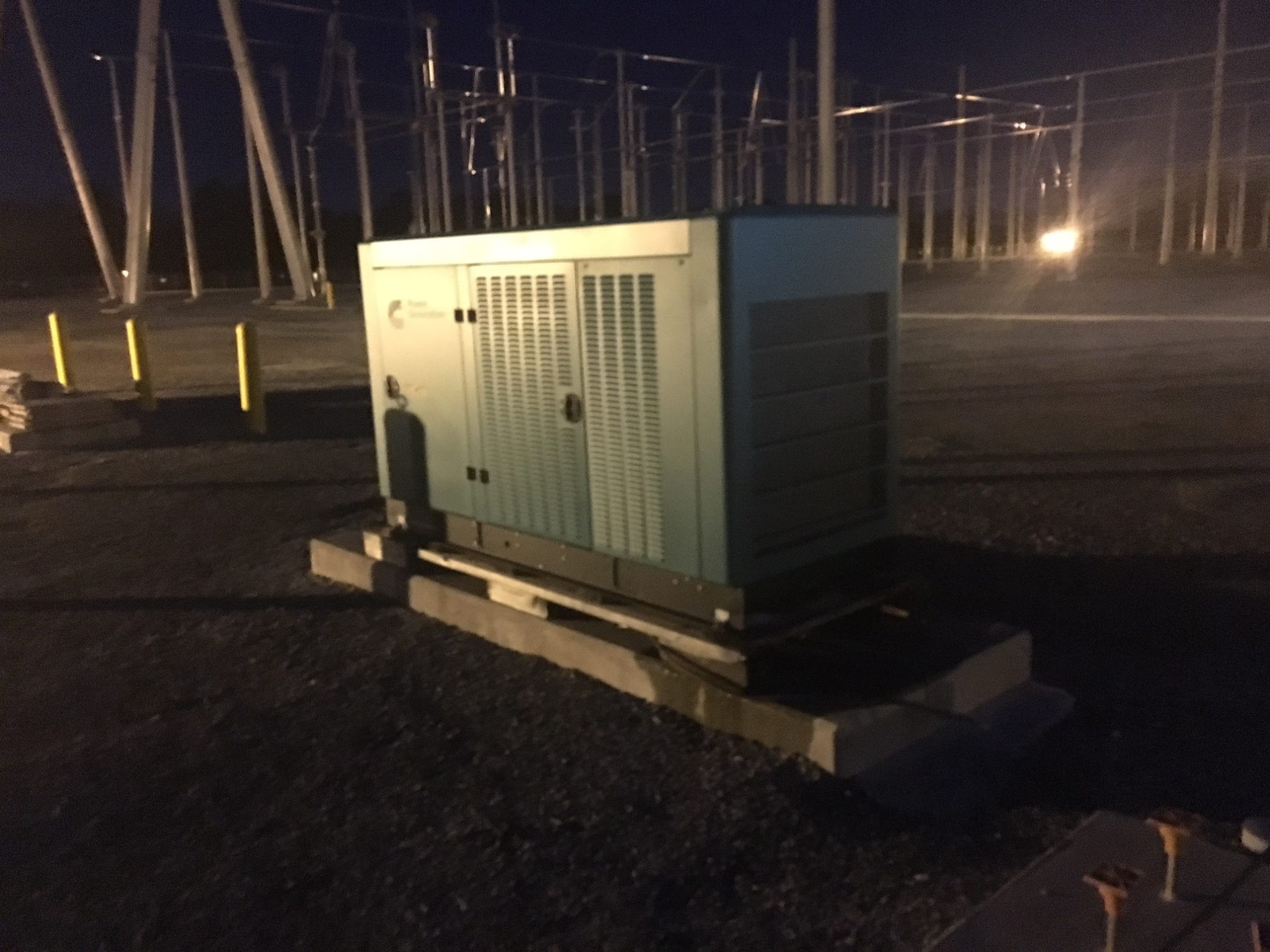 Surplus 100 kW Cummins C100 N6 Natural Gas Generator