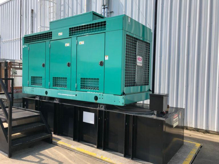 what is a commercial generator