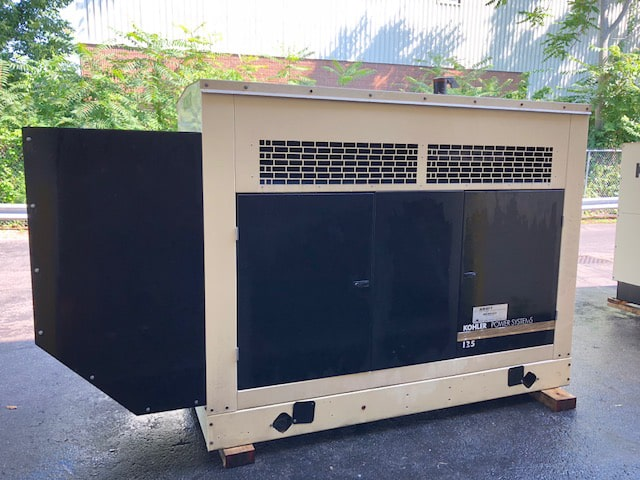Used 125 kW Kohler Natural Gas Generator – SOLD!