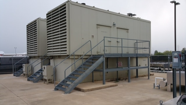 Used 1000 kW Cummins DQFAD Diesel Generator – EPA Tier 2 SOLD