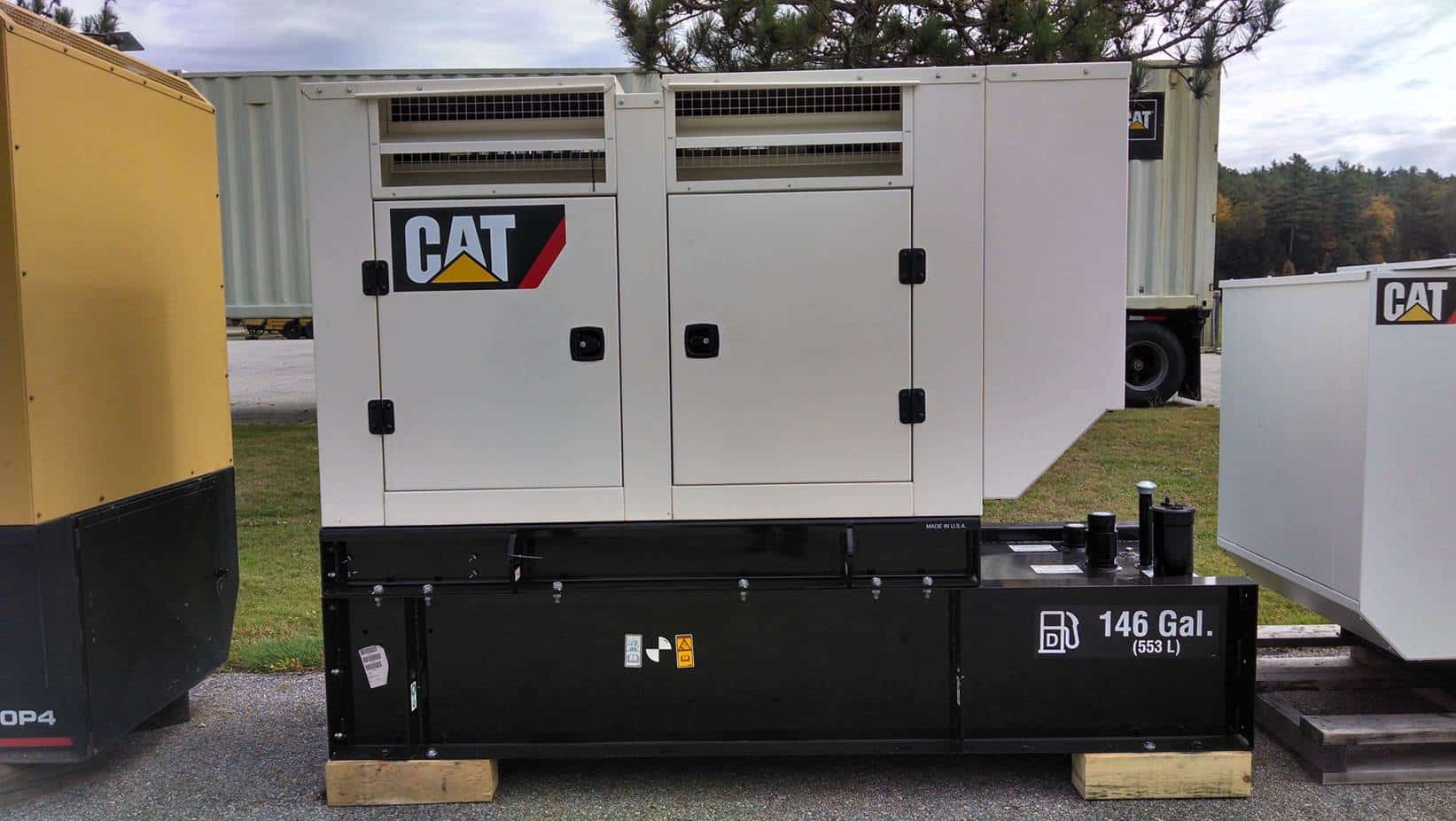Used 40 kW CAT D40 – EPA Tier 3- SALE PENDING