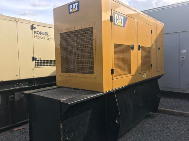 Used 150kW CAT D150-8 Diesel Generator – EPA Tier 3