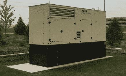 Concrete Foundation Pad Design & Site Planning For Generator