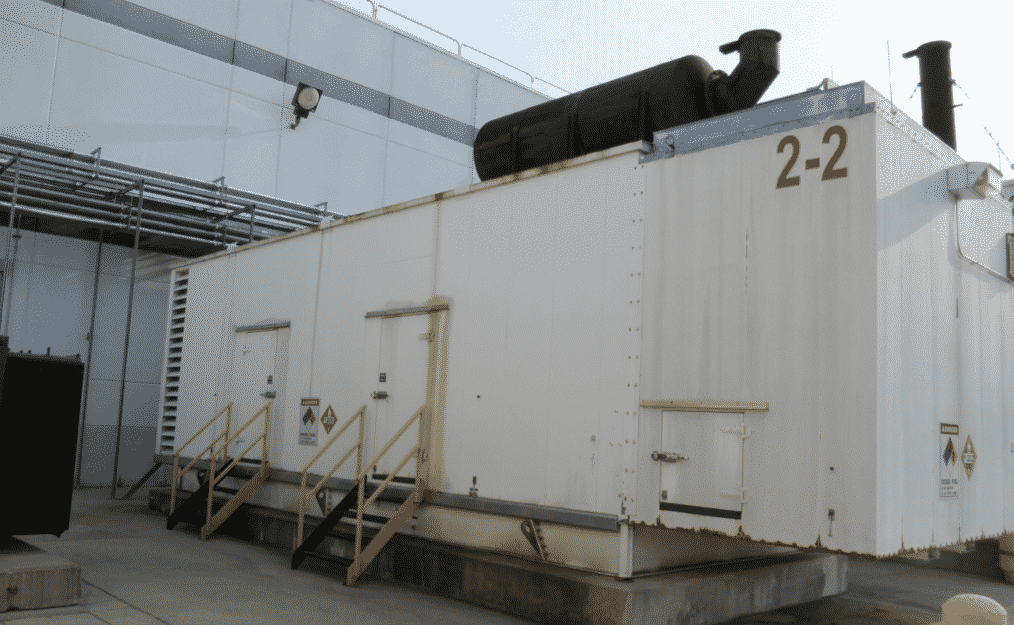 Used Caterpillar 2000 kW Diesel Generator – EPA Tier 2