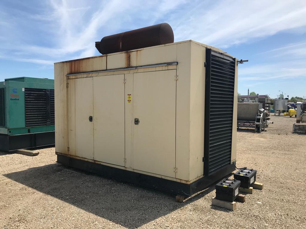 Used 500 kW Kohler 500ROZD-4 Diesel Generator