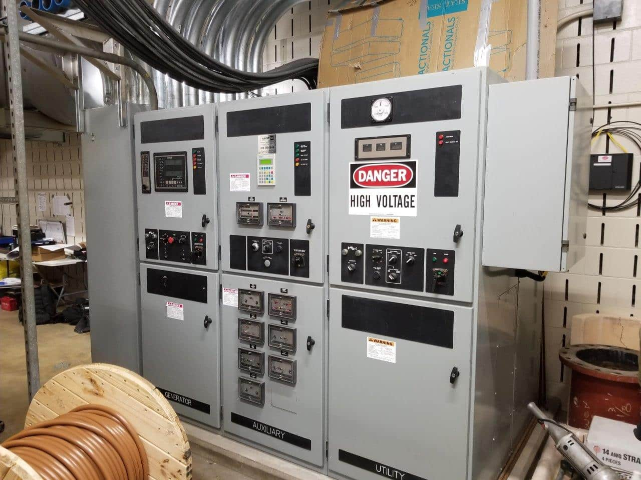 What Is a Generator Control Panel? - Woodstock Power Katolight Generator Wiring Diagram Control Connection on