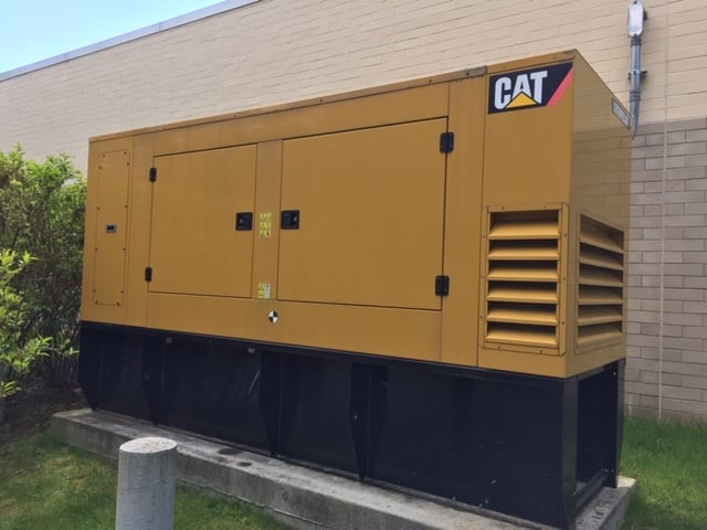 Used 150 kW CAT D150-8 Diesel Generator – EPA Tier 3 Certified – SOLD!