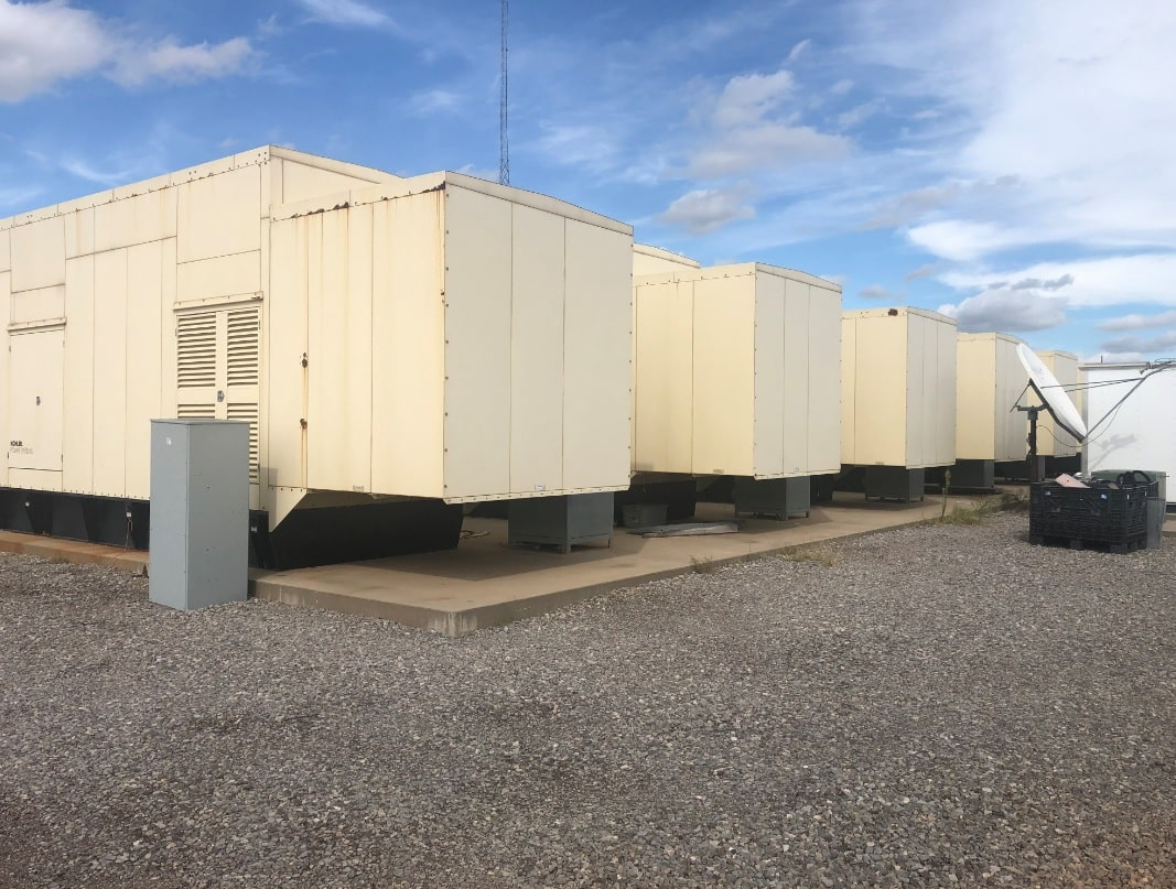 Used 2000 kW Kohler 2000REOZMB 4160V Diesel Generator – EPA Tier 2 – 9 Available!