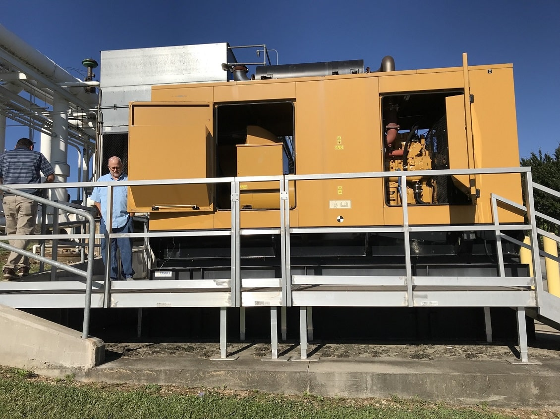 Used 500 kW CAT C15 Diesel Generator – EPA Tier 2 – SOLD!
