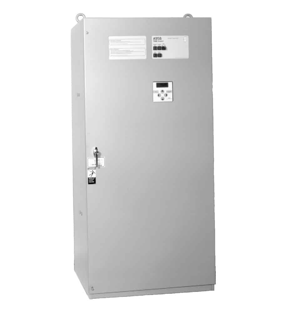 ASCO 7000 Series 800 Amp Automatic Transfer Switch