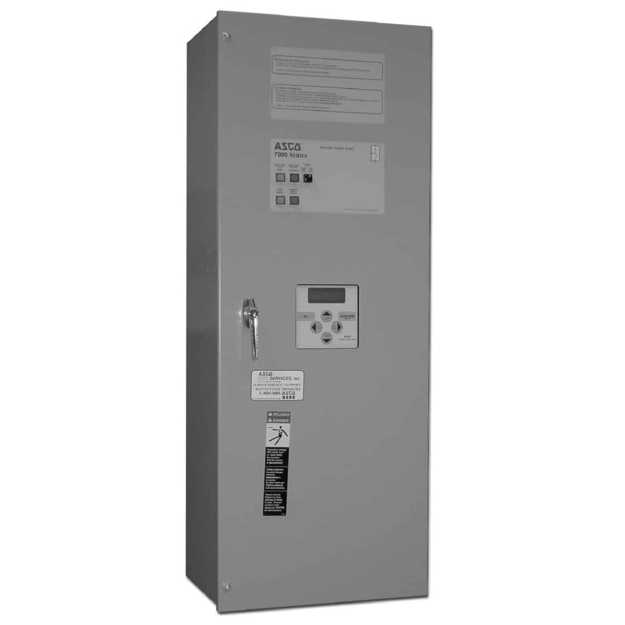 ASCO 7000 Series 230 Amp Automatic Transfer Switch