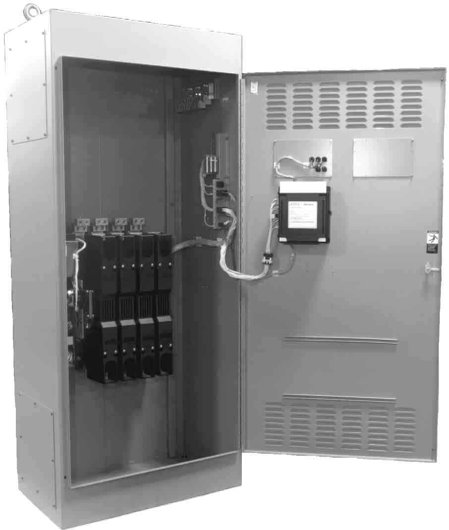 ASCO 7000 Series 1600 Amp Automatic Transfer Switch