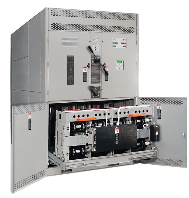 Asco 7000 Series 4000 Amp Automatic Transfer Switch