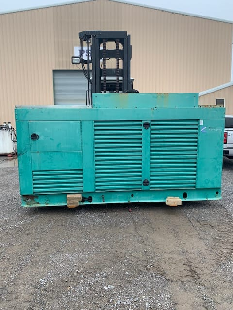 Used 400 kW Cummins DFCE Diesel Generator – SOLD!
