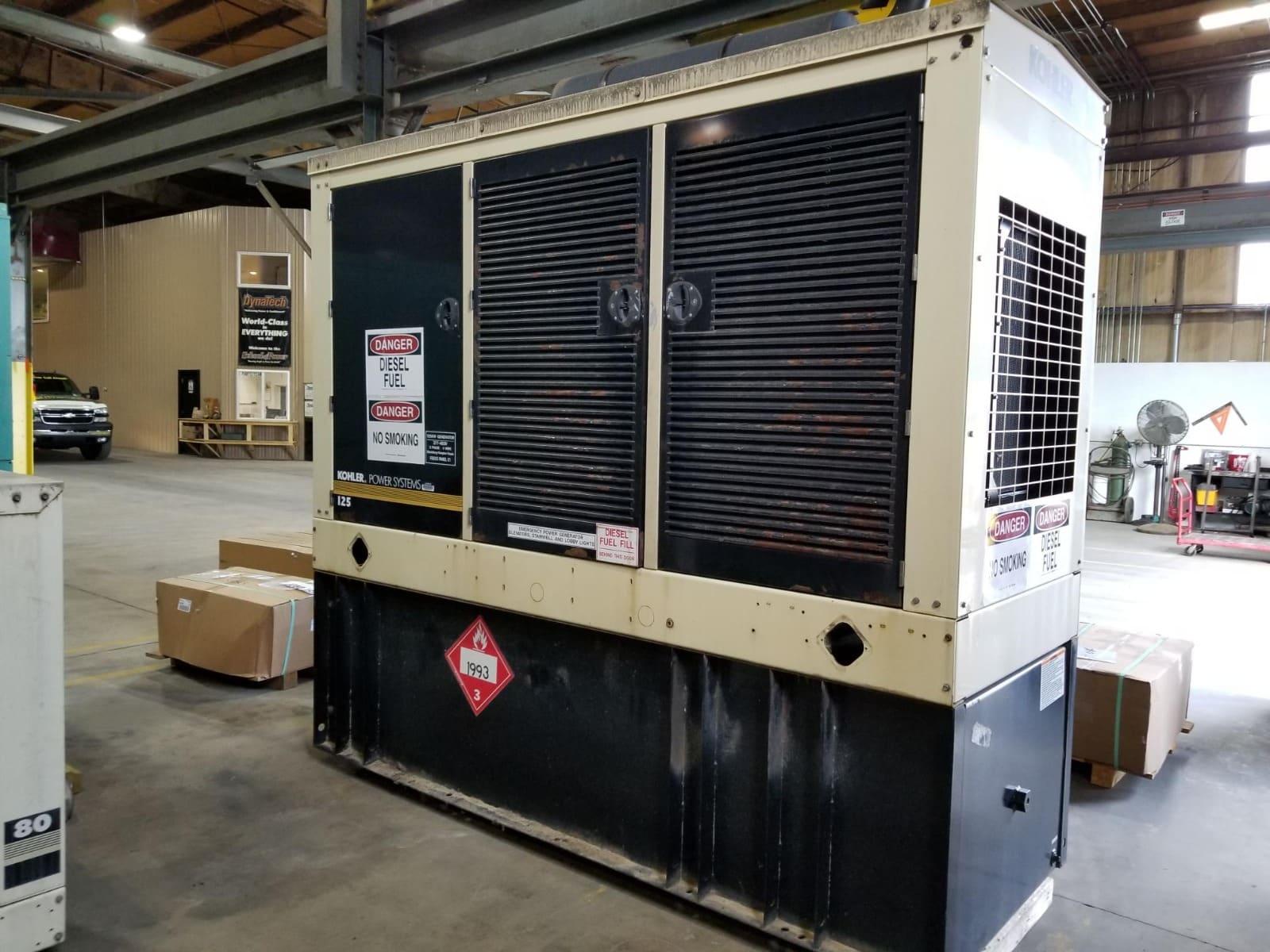 Used Generator Inventory   Woodstock Power