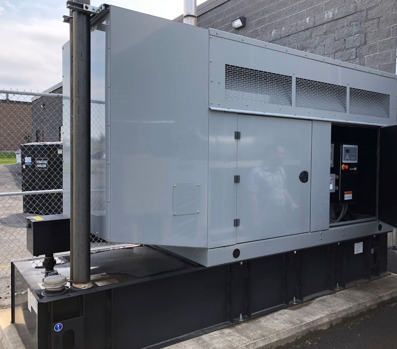 Used 150 kW MTU DS150 Diesel Generator – EPA Tier 3 – JUST IN!
