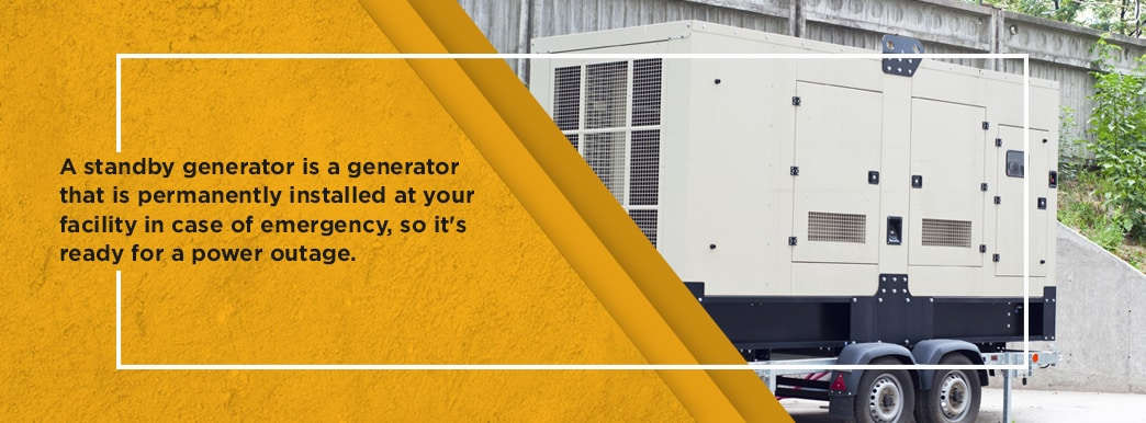 How Does a standby Generator Work