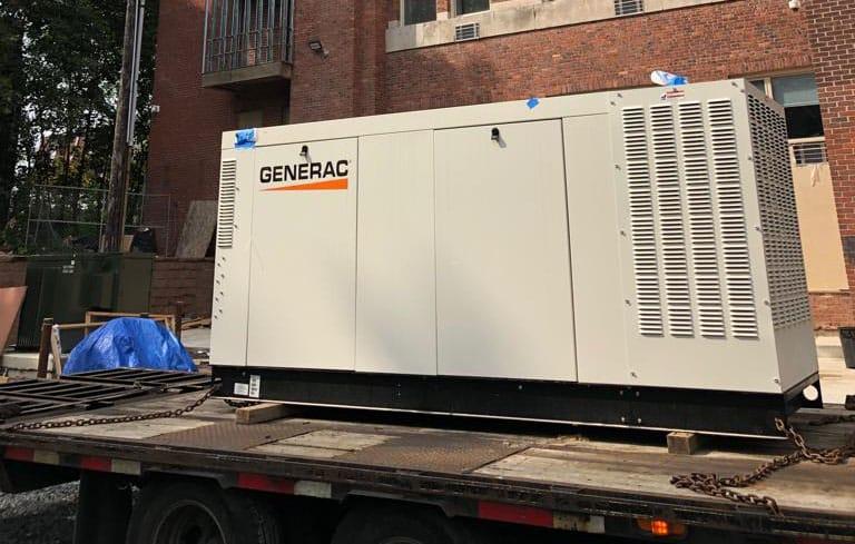 Used 80 kW Generac QT08054GNAX Natural Gas Generator – EPA Certified