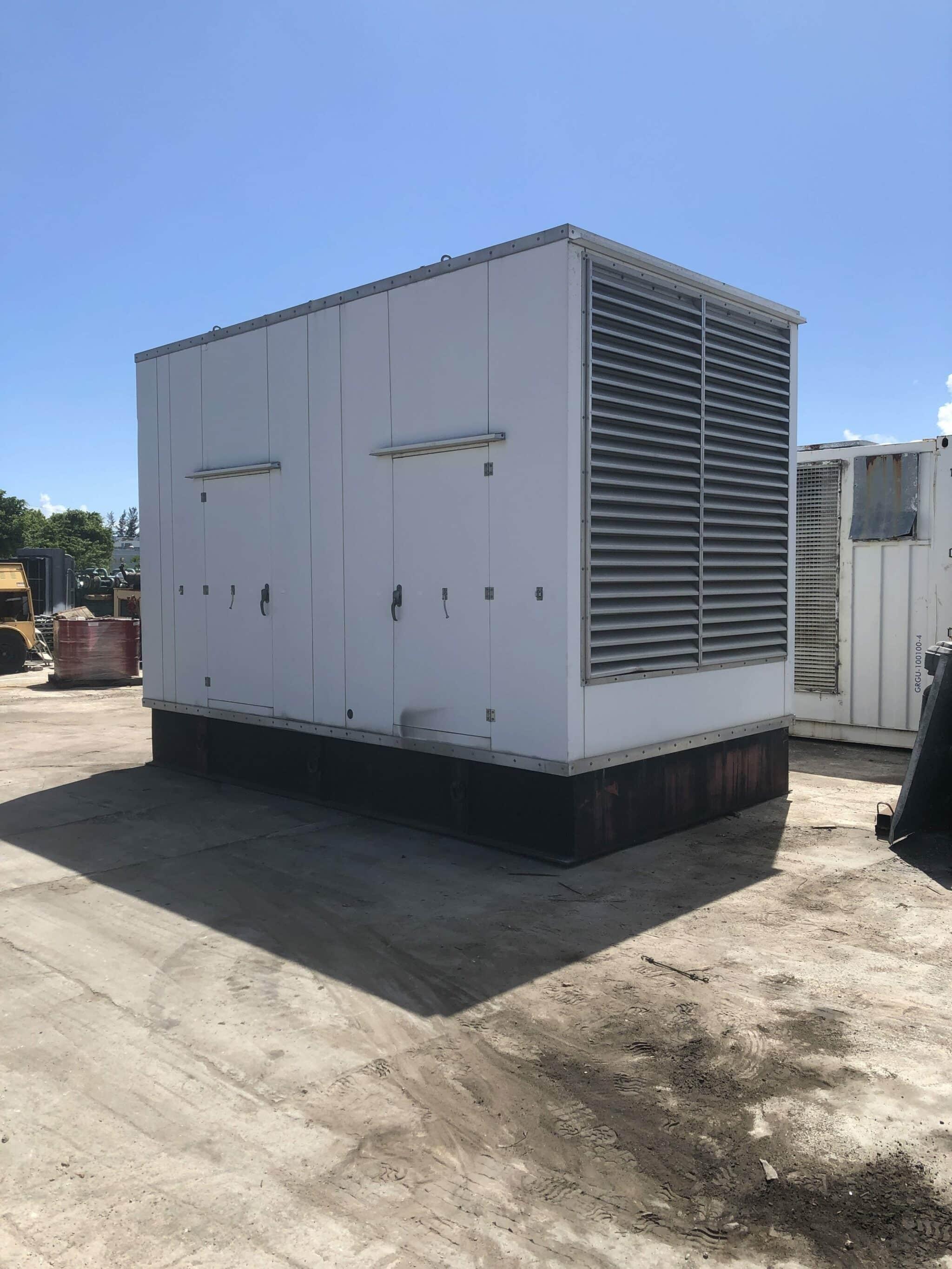 Used 750 kW Kohler 750ROZD4 Diesel Generator – JUST IN!