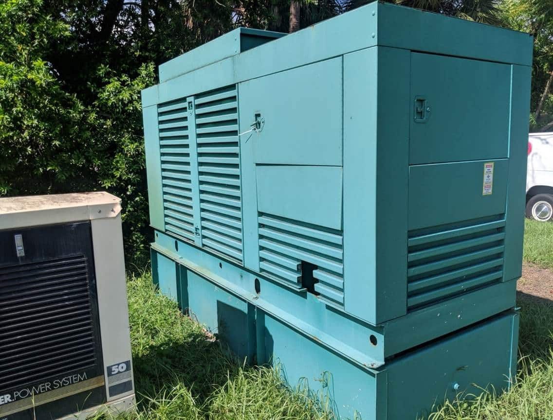 Used 230 kW Cummins 230DFAB Diesel Generator – JUST IN!