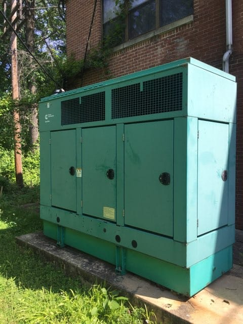 Used 125 kW Cummins 125DGDK Diesel Generator – SOLD!