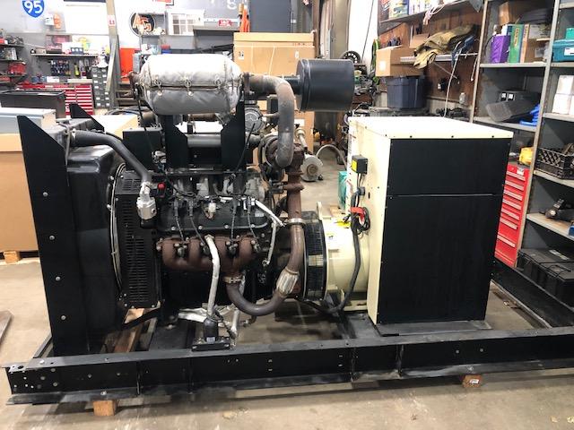 Used 125 kW Kohler 125ERESB Natural Gas Generator