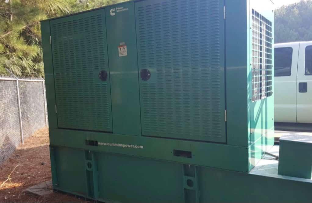 Used 125 kW Cummins DSGAB Diesel Generator – EPA Tier 3 – JUST IN!