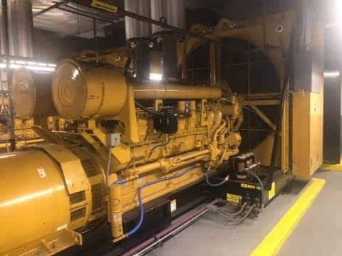 Used 2250 kW CAT 3516 Diesel Generator – 4 Available – COMING IN!