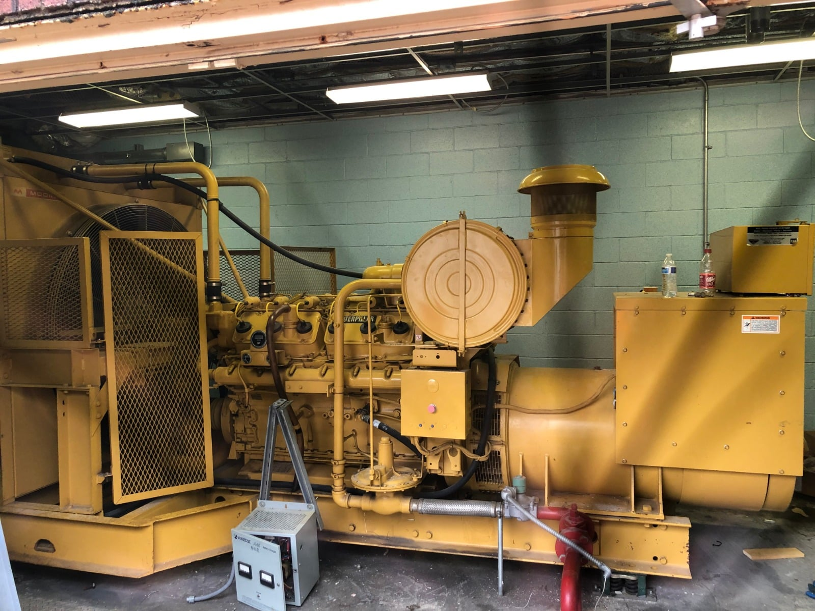 Used 480 kW CAT 3412 Natural Gas Generator – COMING IN!