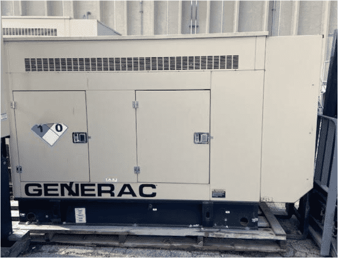 Used 60 kW Generac SG060 Natural Gas Generator – JUST IN!