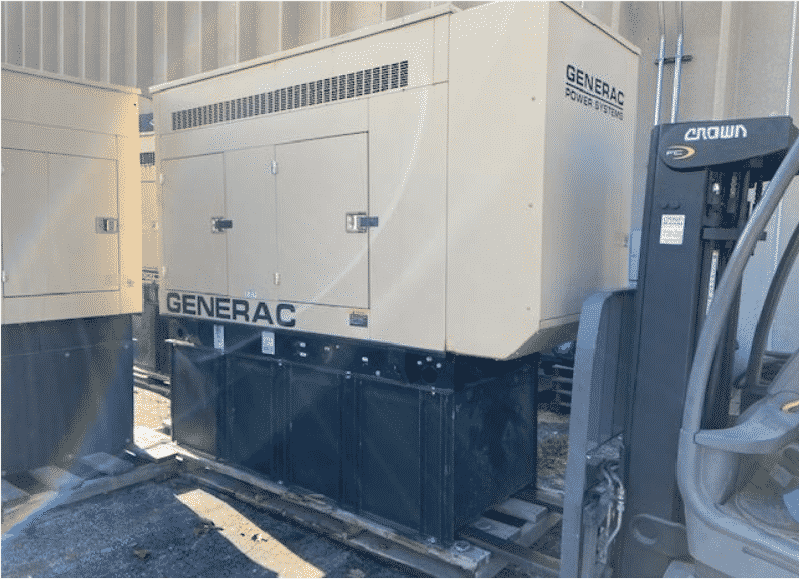 Used 60 kW Generac SD060 Diesel Generator – SALE PENDING!
