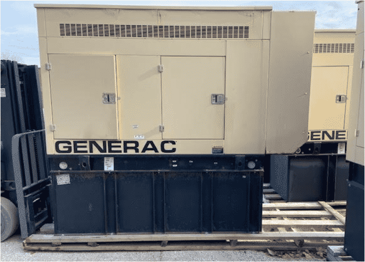 Used 60 kW Generac SD060 Diesel Generator – COMING IN!