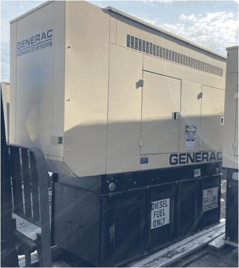 Used 60 kW Generac SD060 Diesel Generator – SOLD!