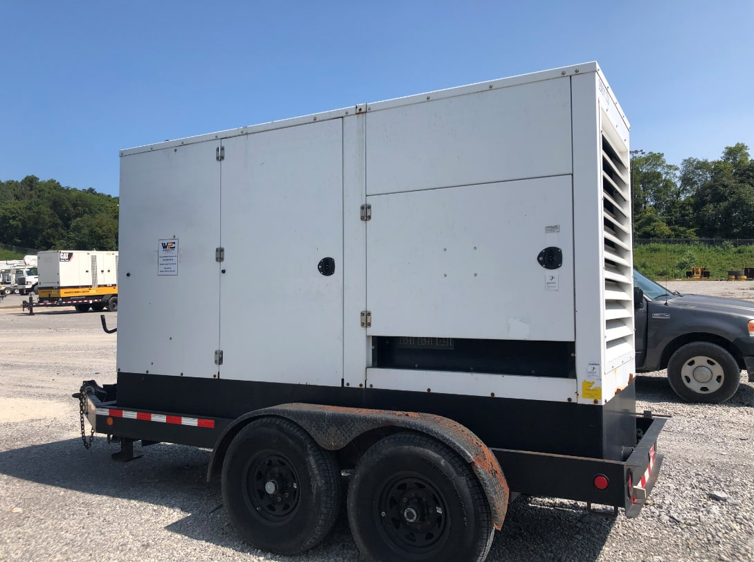 Used 200 kW Cummins C200 Portable Diesel Generator – EPA Tier 3