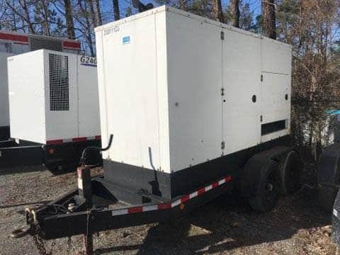 Used 200 kW Cummins C200 Portable Diesel Generator – EPA Tier 3