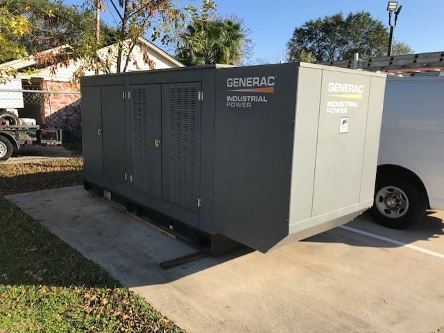 Used 250 kW Generac SG250 Natural Gas Generator – COMING IN!