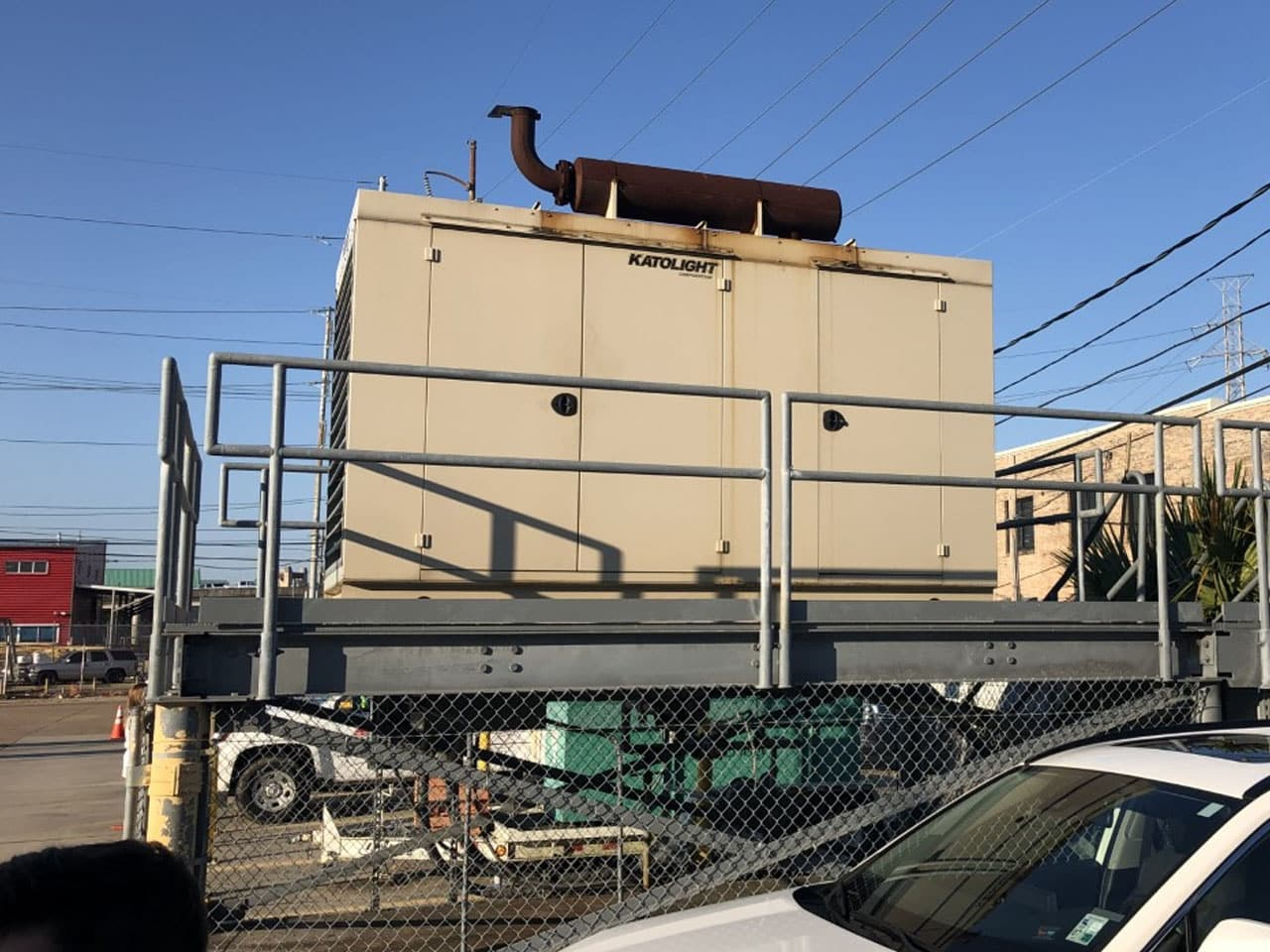 Used 255 kW Katolight N255FPX4 Natural Gas Generator – COMING IN!