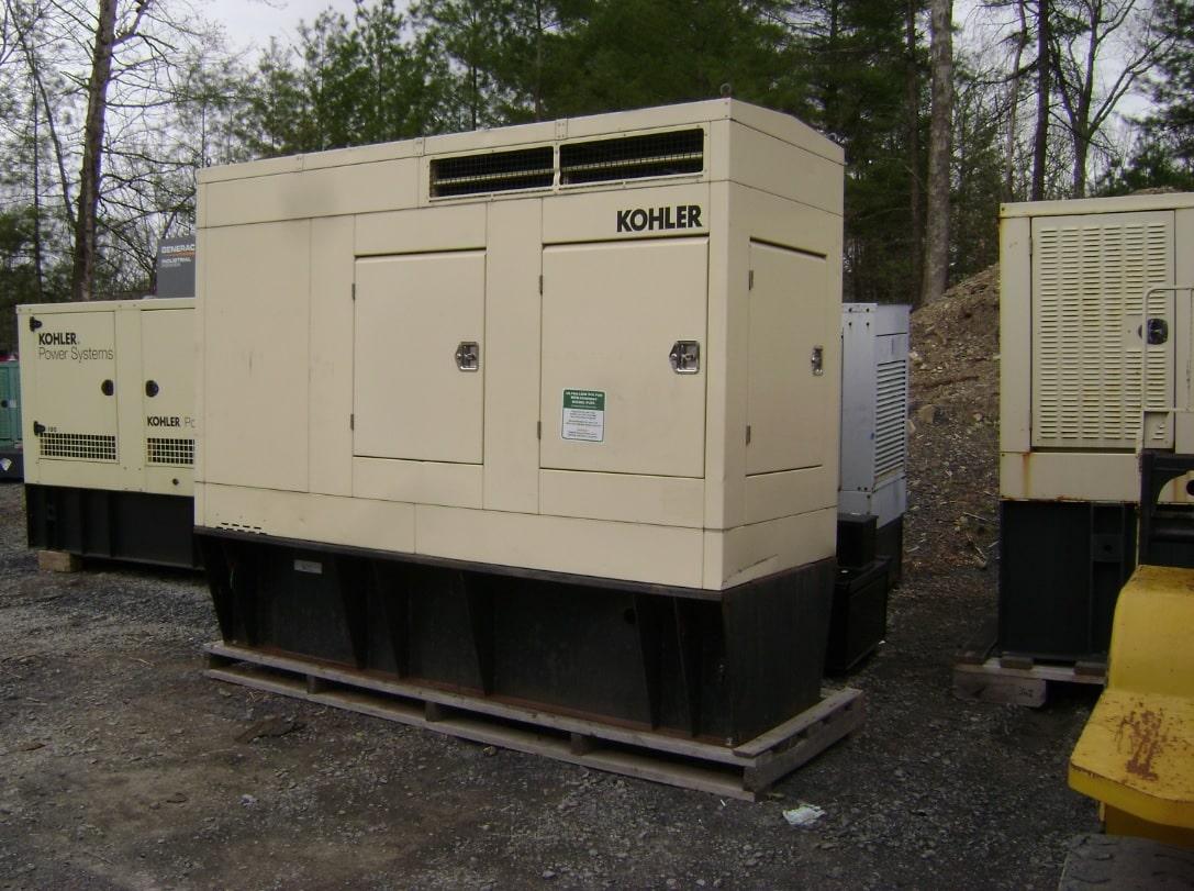 Used 35 kW Kohler 30ROZJ81 Diesel Generator – SOLD!