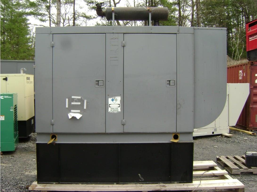 Used 60 kW Katolight D60FCP Diesel Generator