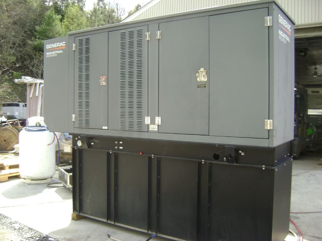 Used 100 kW Generac SD100 Diesel Generator – EPA Tier 3