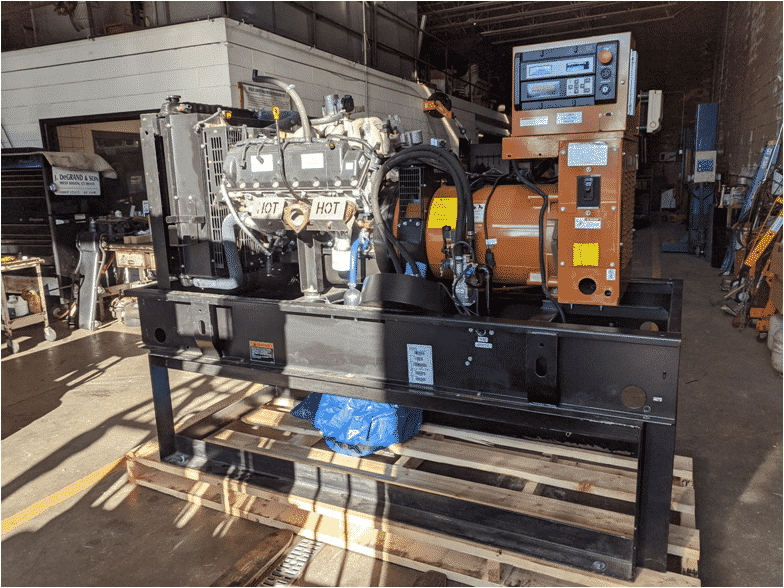 Used 60 kW Generac SG060 Natural Gas Generator – COMING IN!