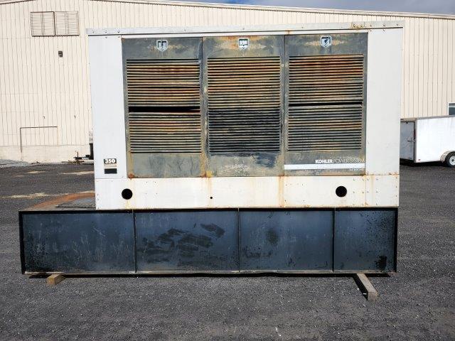 Used 350 kW Kohler 350REOZD Diesel Generator – JUST IN!