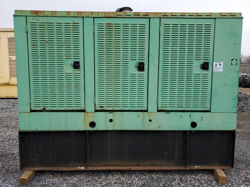 Used 175 kW Cummins DGFB Diesel Generator – SOLD!