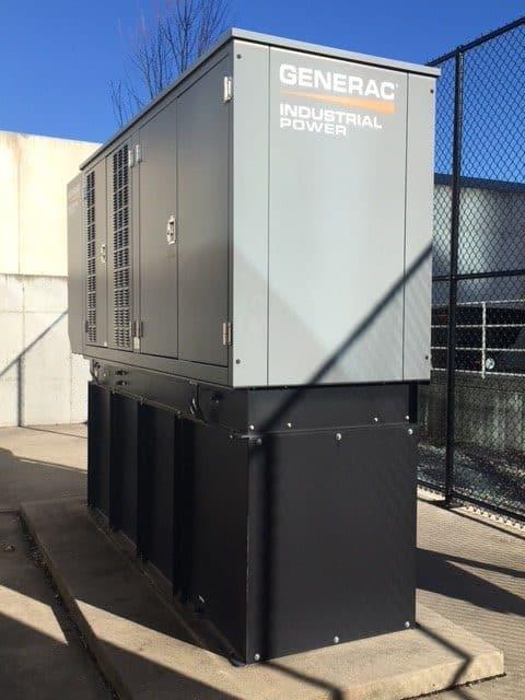 Used 100 kW Generac SD100 Diesel Generator – EPA Tier 3 – JUST IN!