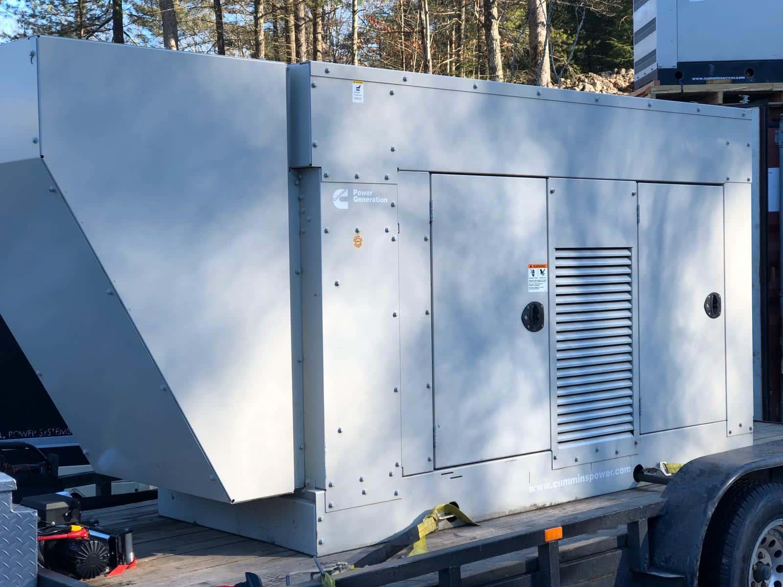 Used 100 kW Cummins GGHH Natural Gas Generator – JUST IN!