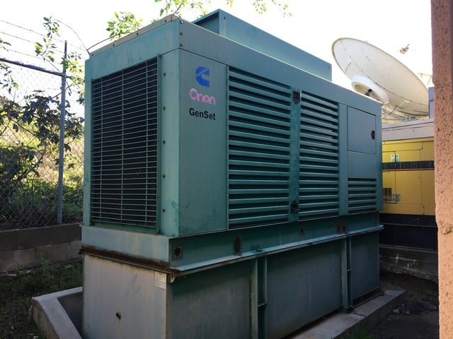 Used 350 kW Cummins 350DQBB Diesel Generator – SOLD!