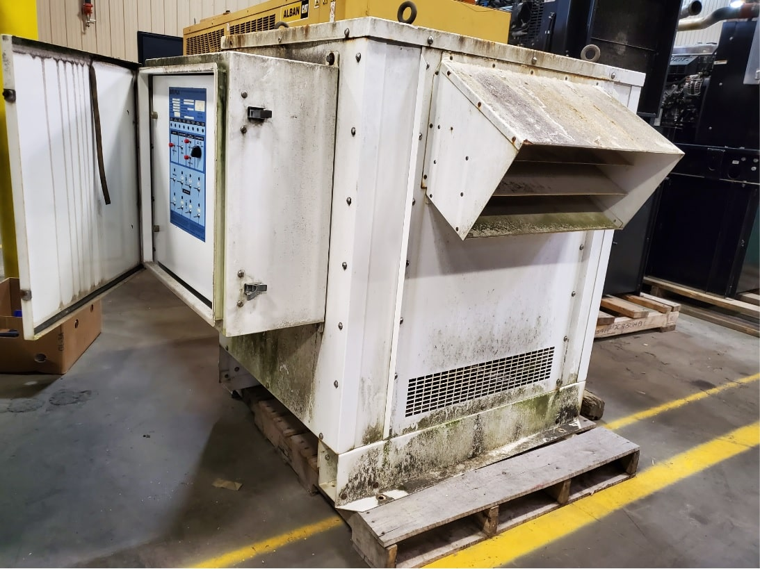 Used SIMPLX LBS Series Load Bank